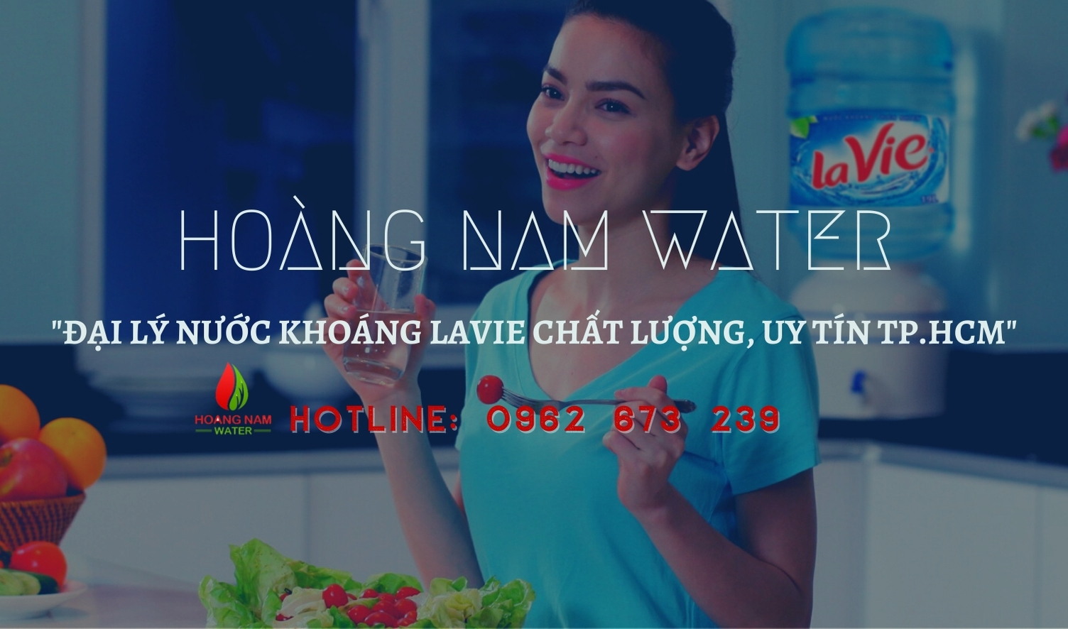 Hoàng Nam water