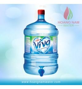 Nước khoáng Viva 18,5 Lít Có vòi