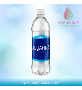 Nước uống tinh khiết Aquafina 500 ml