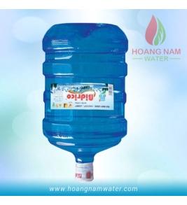 Nước uống tinh khiết Bidrico 19 Lít Bình úp