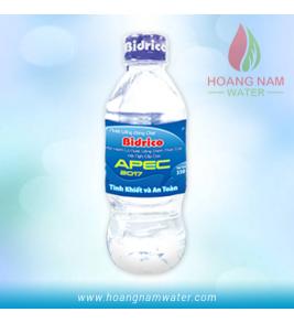 Nước uống tinh khiết Bidrico 350 ml