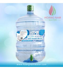 Nước Khoáng Hữu Cơ Happywater Bình 19L