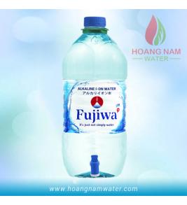 Nước uống ion kiềm Fujiwa bình 5L (Có vòi)