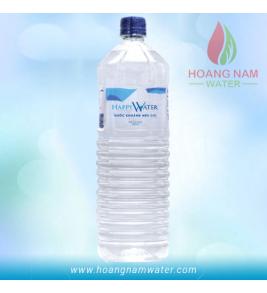 Nước Khoáng Hữu Cơ Happywater chai 1500ml
