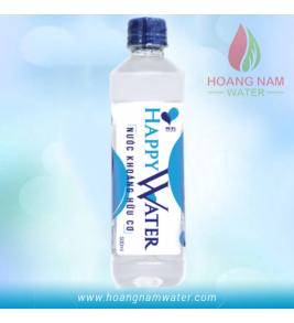 Nước Khoáng Hữu Cơ Happywater thùng 500ml