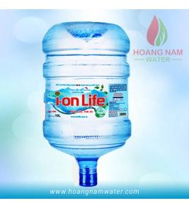 Nước uống I-on kiềm I-ON LIFE bình úp 19 Lít