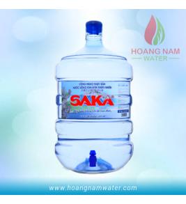 Nước uống Ion Kiềm Saka 19 Lít