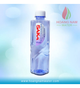 Nước uống Ion Kiềm Saka 355ml