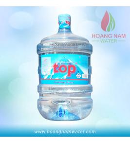 Nước uống đóng bình TOP 19 Lít Có vòi